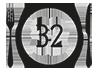 Number 32 Broadway Logo